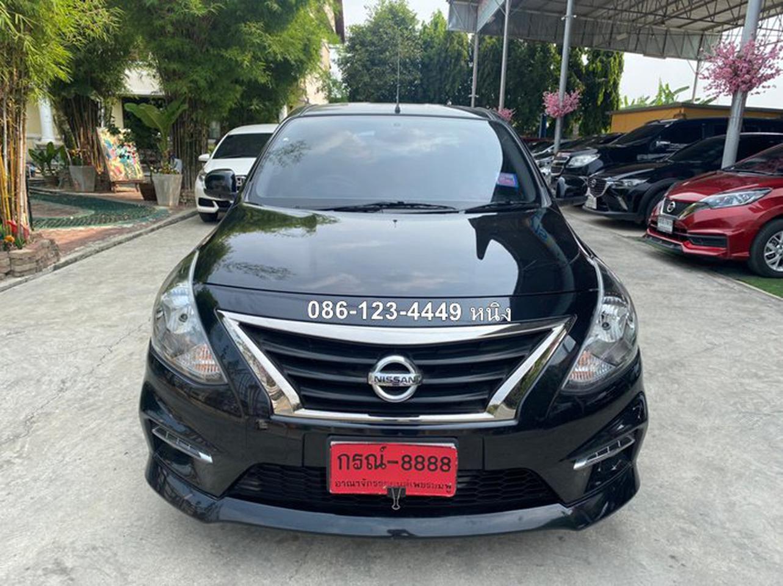 ✅ เครดิตดี ฟรีดาวน์💥 Nissan Almera 1.2 V SPORTECH ปี 2020 รูปที่ 6