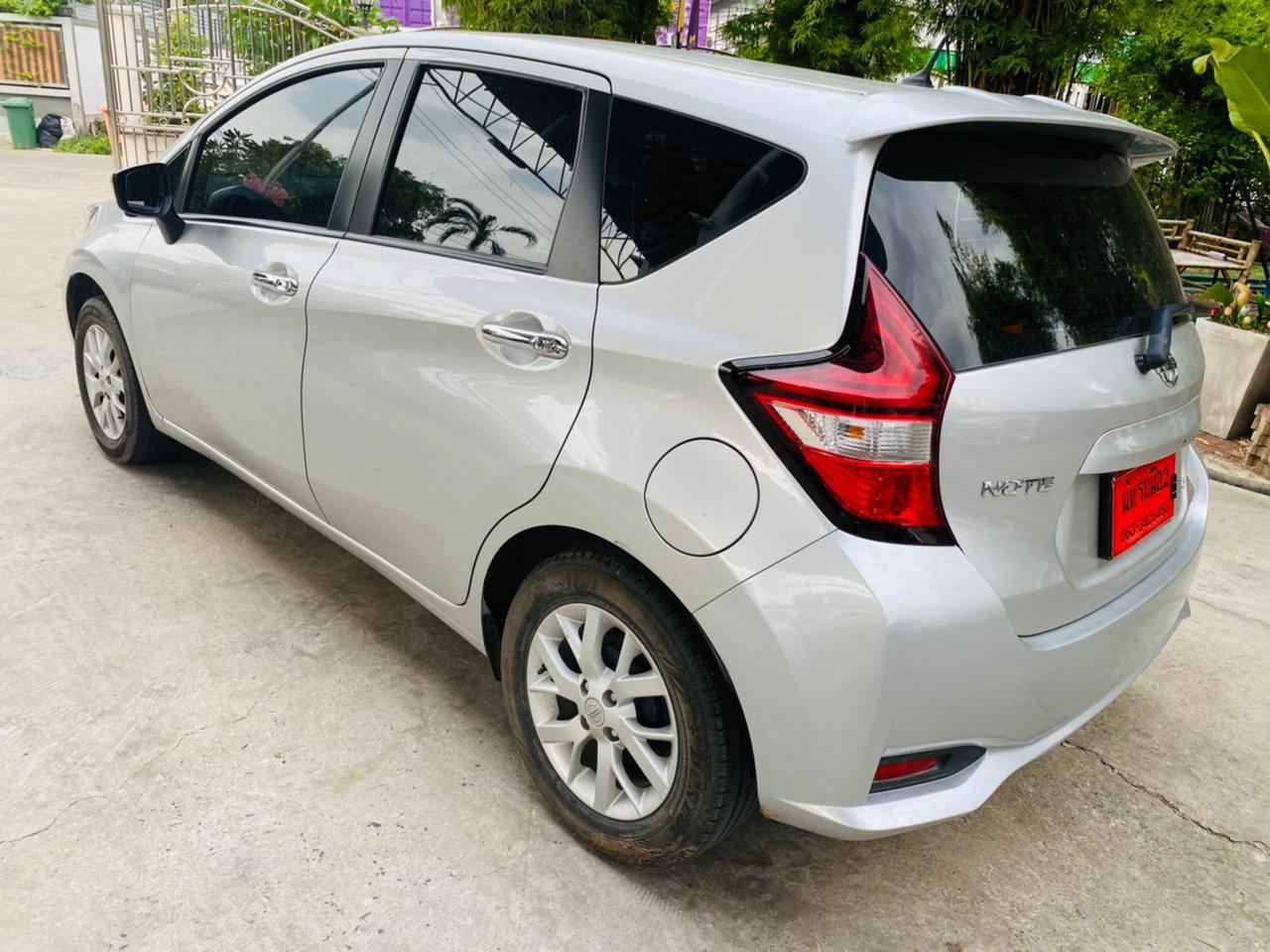 🌈ปี2020 Nissan Note 1.2  VLรุ่นTOP   🌈ไมล์แท้💯%  23,xxx กม. รูปที่ 6
