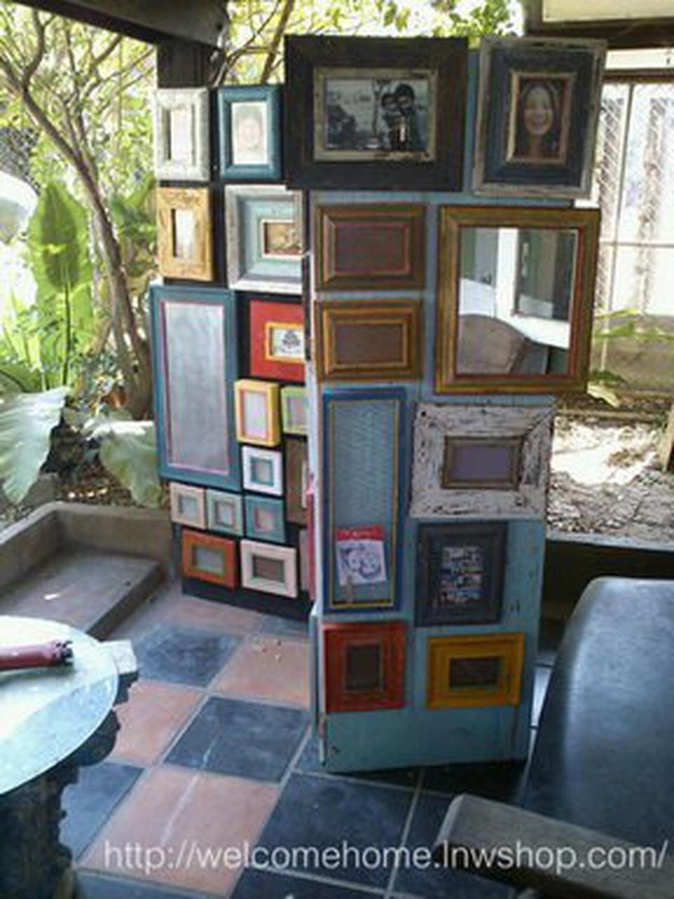 กรอบรูปติดผนังบ้านพร้อมตะขอ สำหรับตกแต่งผนังบ้านสวยๆครับ รูปที่ 3