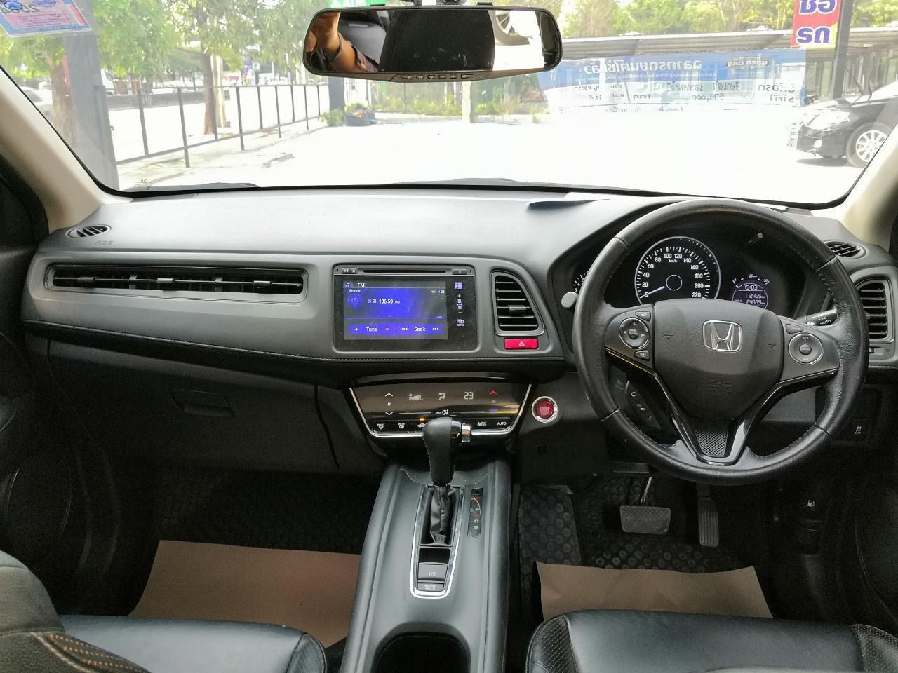 Honda hrv1.8 รูปที่ 6