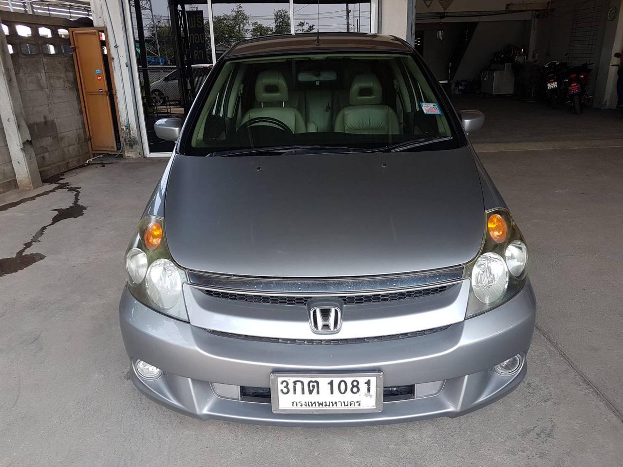 Honda STREAM 2.0 ปี2006 รถสวยหาอยากมากครับใครต้องการรีบเลยครับ รูปที่ 3