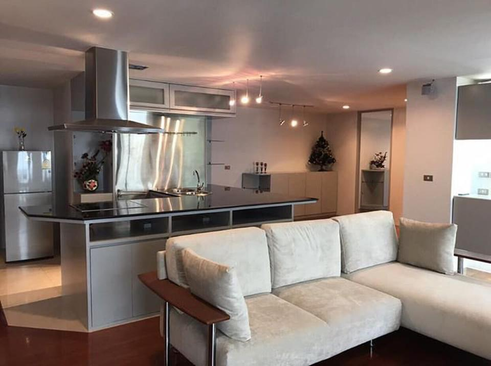 For rent or sale : Silom Terrace  รูปที่ 2
