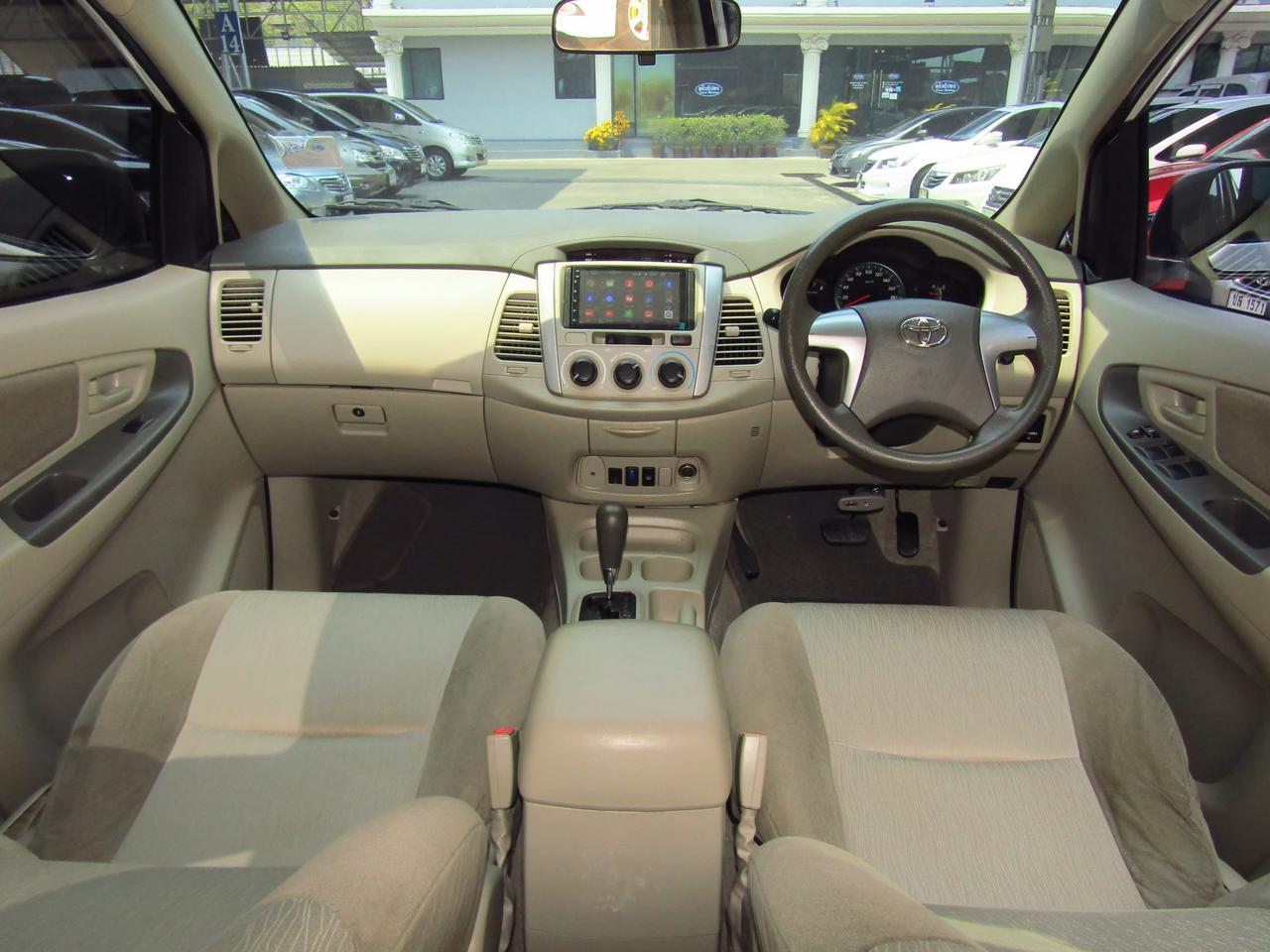 2012 Toyota Innova 2.0 (ปี 11-15) G Wagon รูปที่ 6
