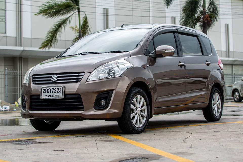 Suzuki Ertiga 1.4 GX เบนซิน 2013 รูปที่ 3
