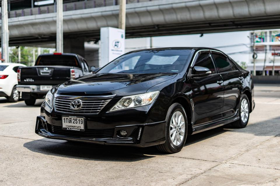 Toyota Camry 2.0 G Extremo  A/T ปี 2013 รูปที่ 3