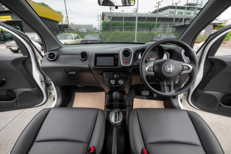 รถบ้านเดิมๆ ปี 2017 HONDA MOBILIO1.5 RS SUV 7ที่นั่ง  รูปที่ 4