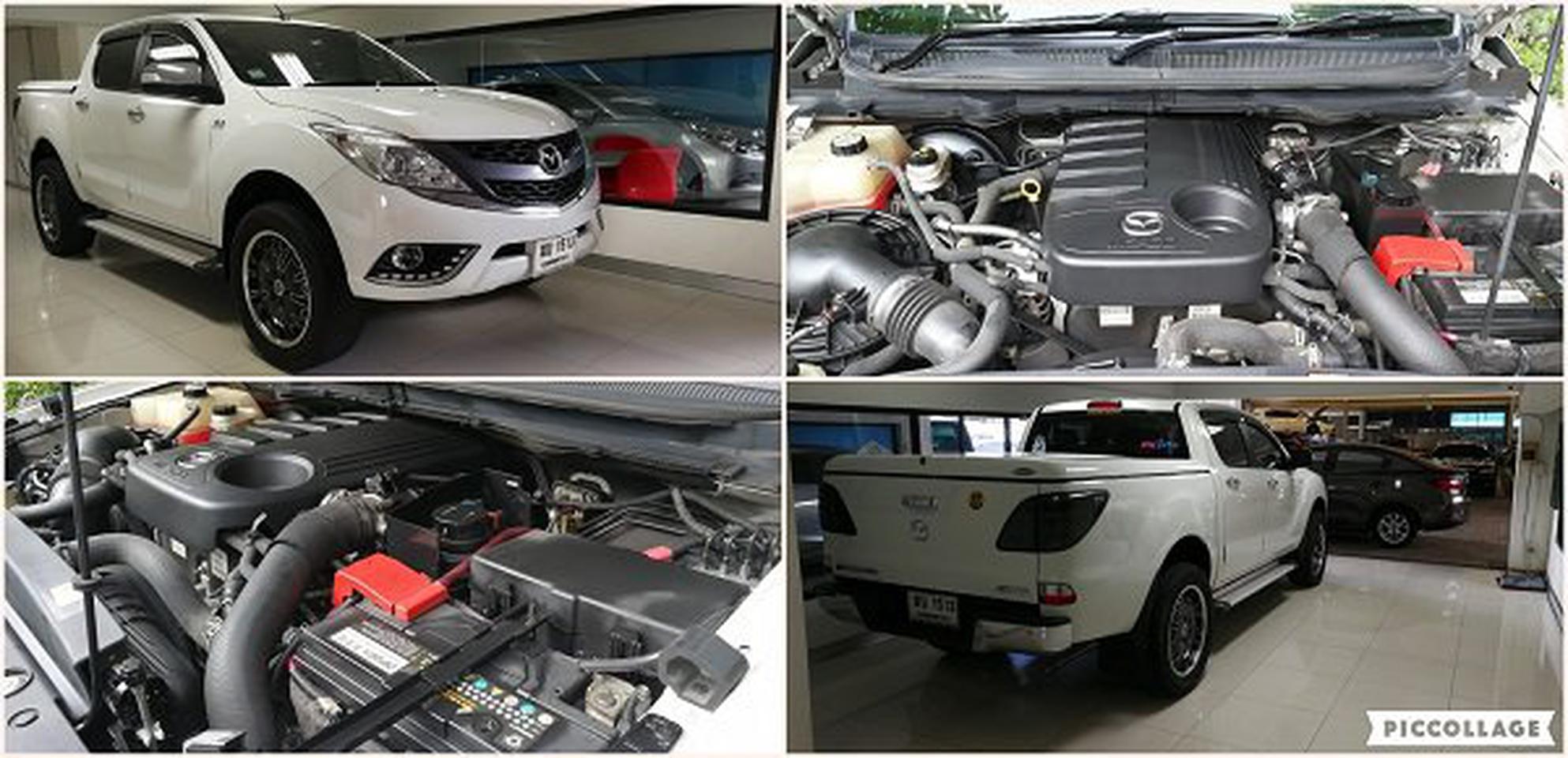 ขายรถปิคอัพ 4 ประตูยกสูง Mazda  BT50 Pro เขตปทุมวัน กทม รูปที่ 4
