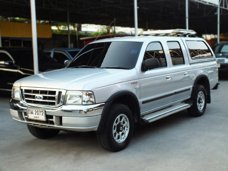 2004 FORD RANGER, 2.5 XL DBL CAB โฉม DOUBLECAB รูปที่ 1