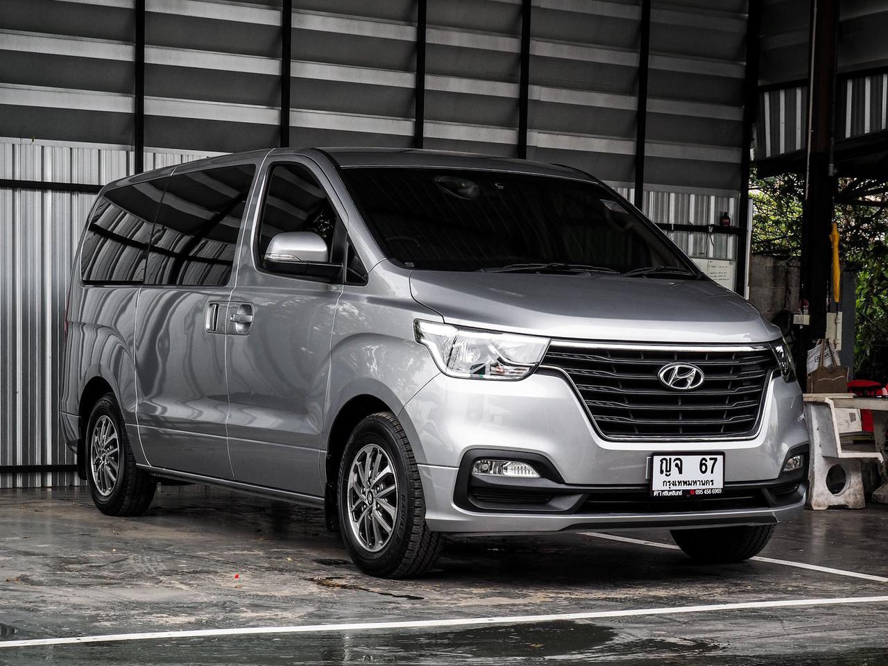 Hyundai H1 Touring โฉมปัจจุบัน ปี 2019 เลขไมล์ 30,000 กิโล รูปที่ 1