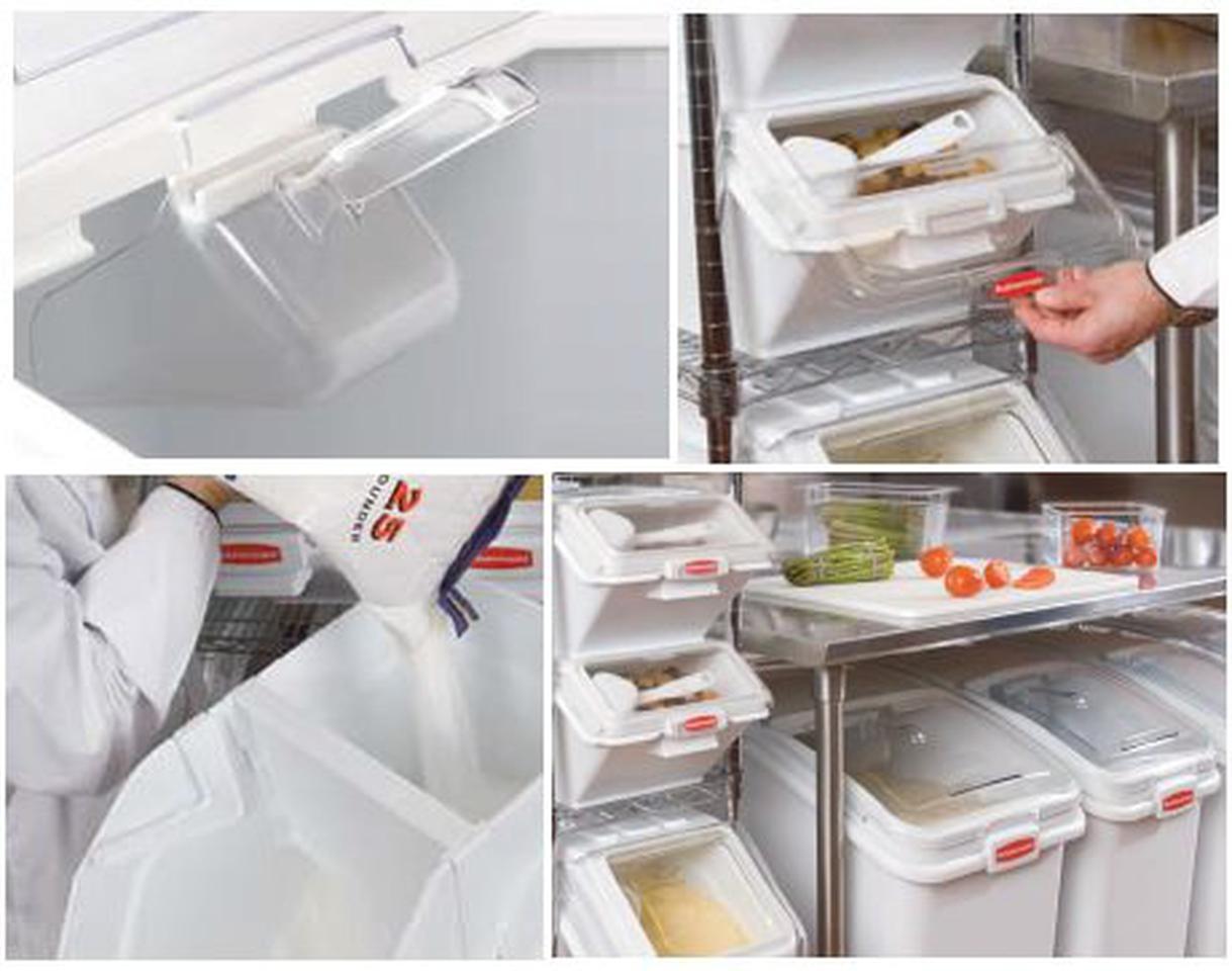 ProSave  Ingredient  Management  System  ถังเก็บวัตถุดิบอาหา รูปที่ 1