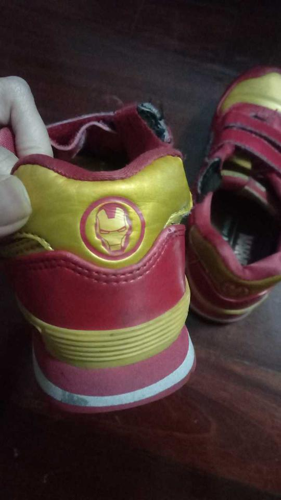 รองเท้าเด็ก รูปที่ 3