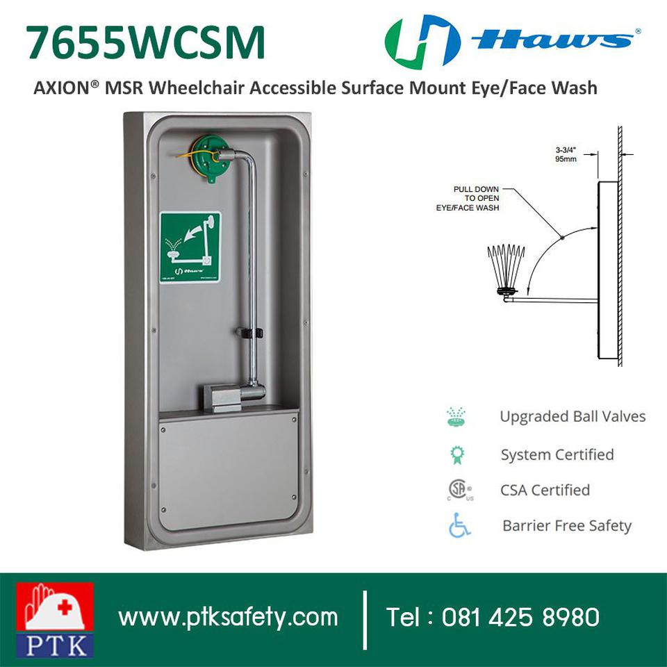 Wheelchair Accessible Surface Mount 8655WCSM รูปที่ 1