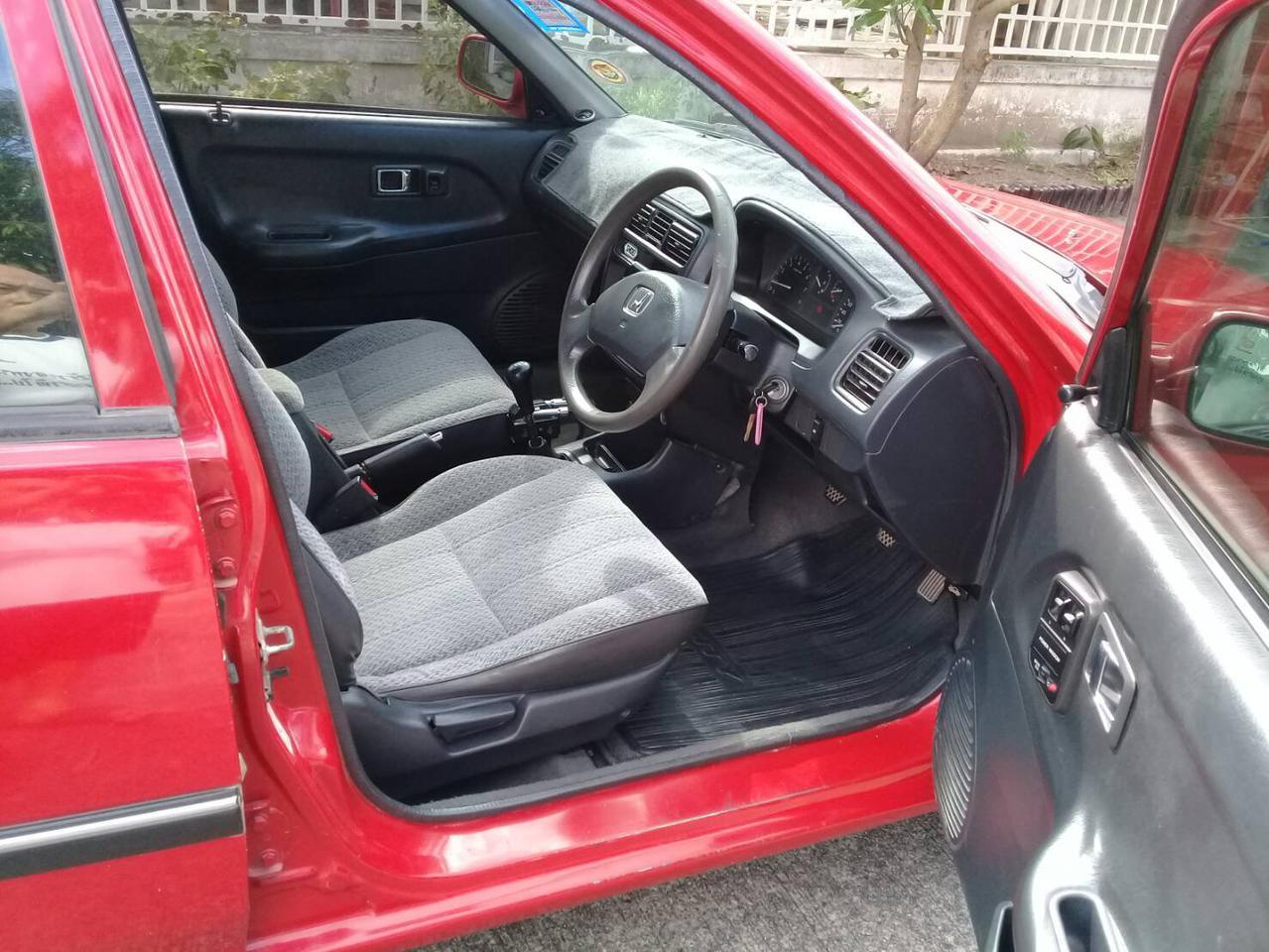 ขายรถเก๋ง Honda CITY เขตคลองสามวา กรุงเทพ ฯ รูปที่ 3