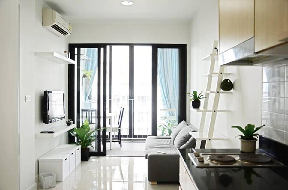For rent   Ideo Ratchada-Huaikwang รูปที่ 5