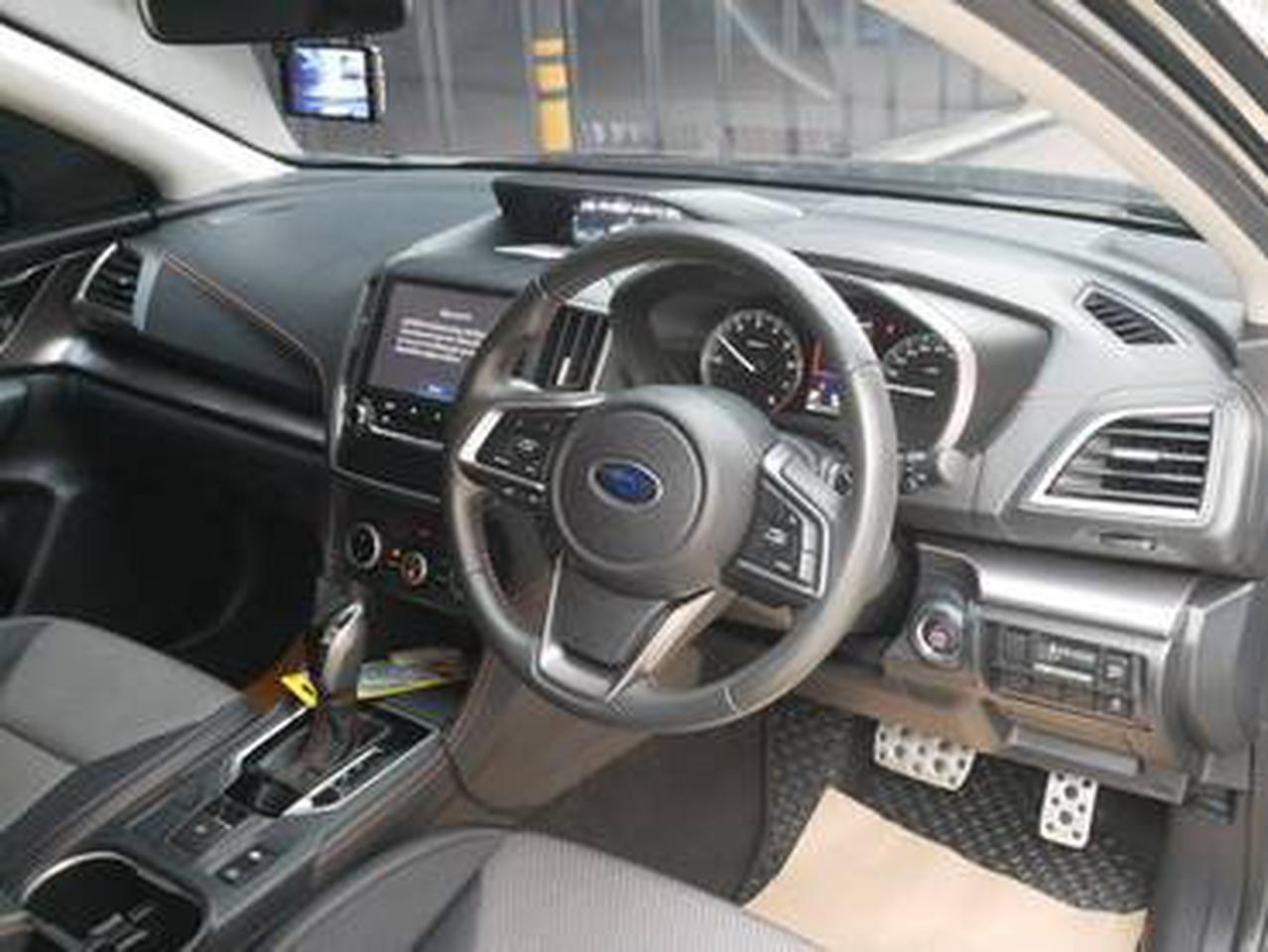 ขายรถ SUBARU XV 2.0i P 2018 รถเครื่อง 2000 cc ขับ 4 คันนี้ เลขไมล์ 6x,xxx กิโลเมตร เป็นรถที่ใช้งานได้ดีมากก รูปที่ 6
