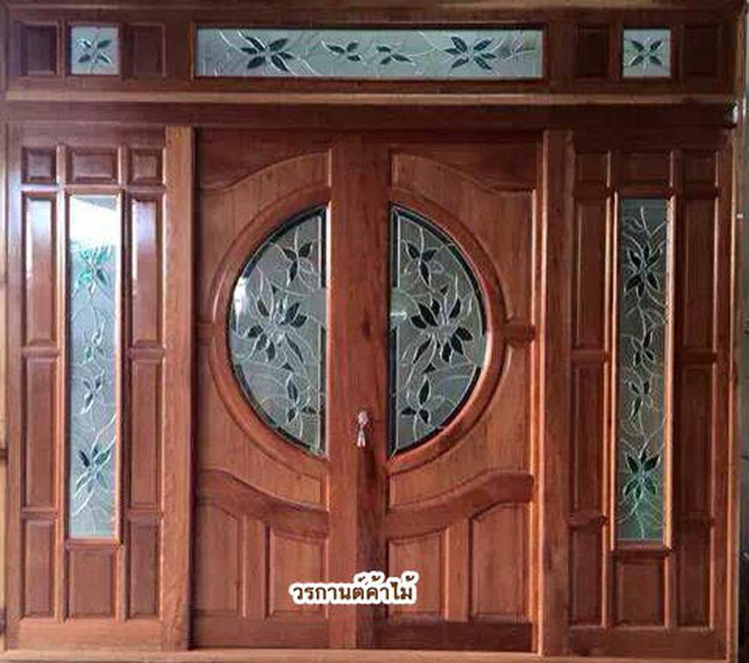 door-woodhome.comร้านวรกานต์ค้าไม้ จำหน่าย ประตูไม้สัก,ประตูไม้สักกระจกนิรภัย, หน้าต่างไม้สัก วงกบ ประตูไม้สักแพร่ รูปที่ 2