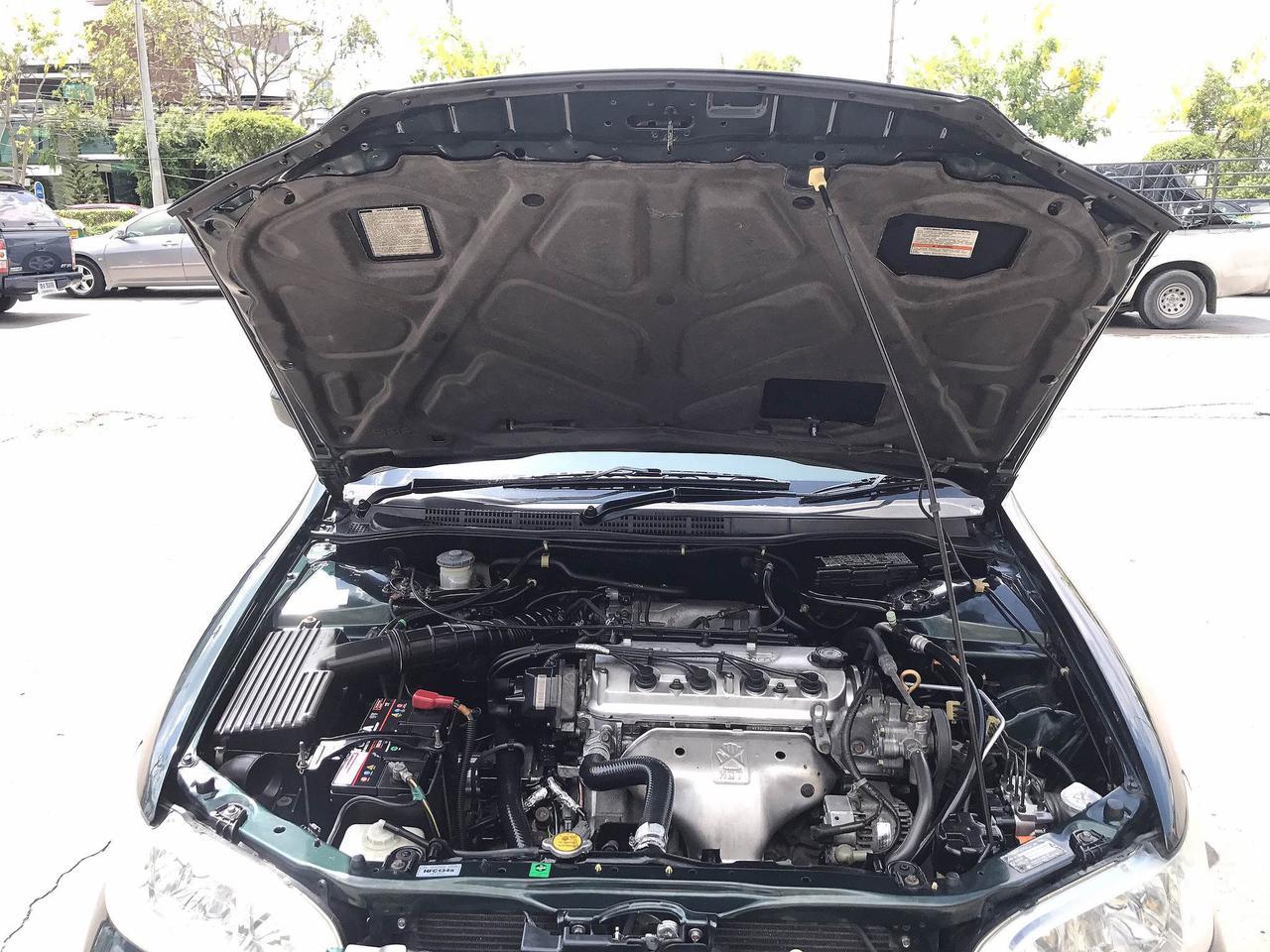 HONDA ACCORD 2.3 auto รุ่นงูเห่า ปี2001 รถบ้านสวยเดิมกริบสุด รูปที่ 6