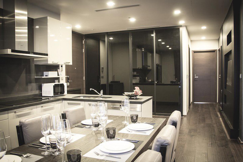 Quattro by Sansiri (Thonglor 4) condominium for rent near BTS Thonglor รูปที่ 1