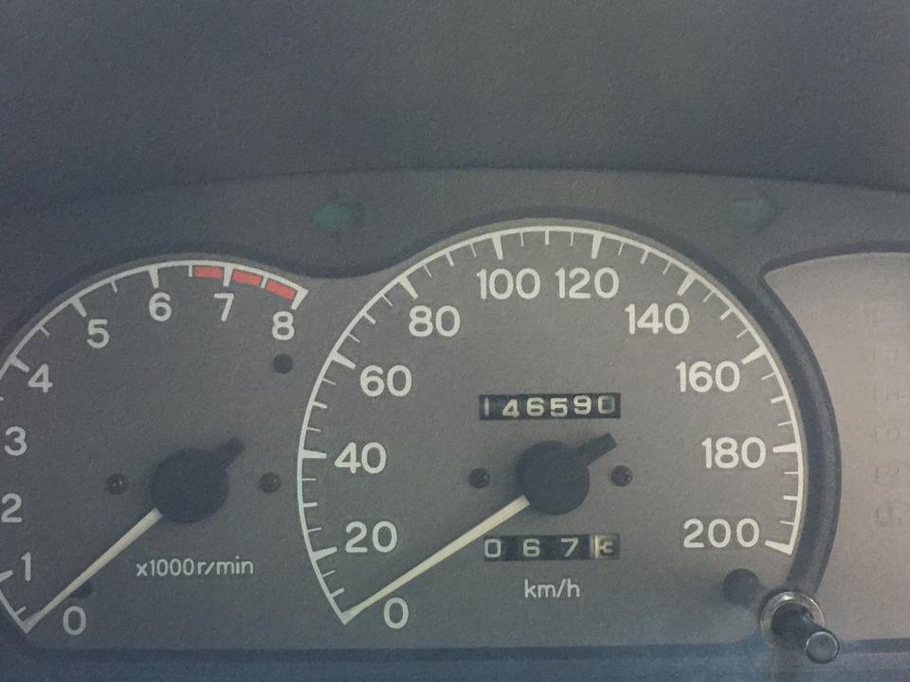 Mitsubishi Lancer GLXI E Car ปี93 รูปที่ 5
