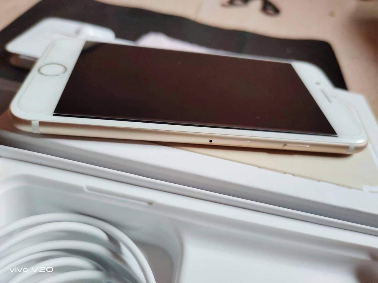 iPhone7 มือสอง 128G สีทอง รูปที่ 5