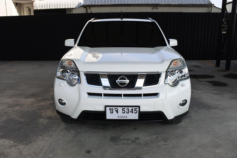 Nissan Juke รูปที่ 1