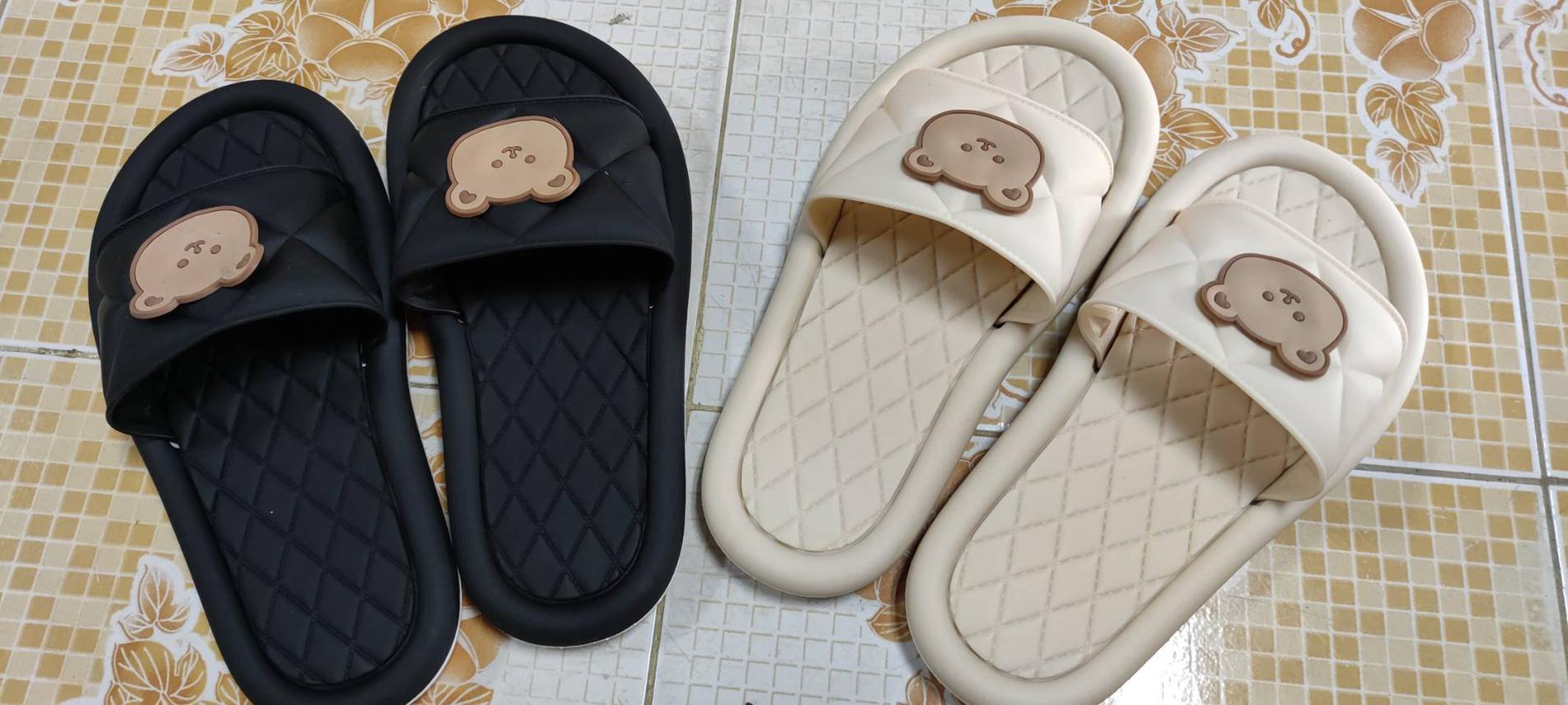 รองเท้าแตะน้องหมี ใส่สบาย รูปที่ 2