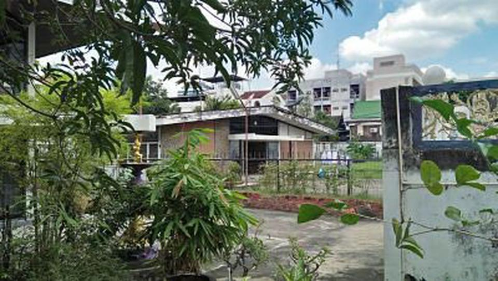 ขายที่ดินเหมาะปลูกบ้าน ที่ดินสวยมากสี่เหลี่ยมจัตุรัส  เสนอขา รูปที่ 1