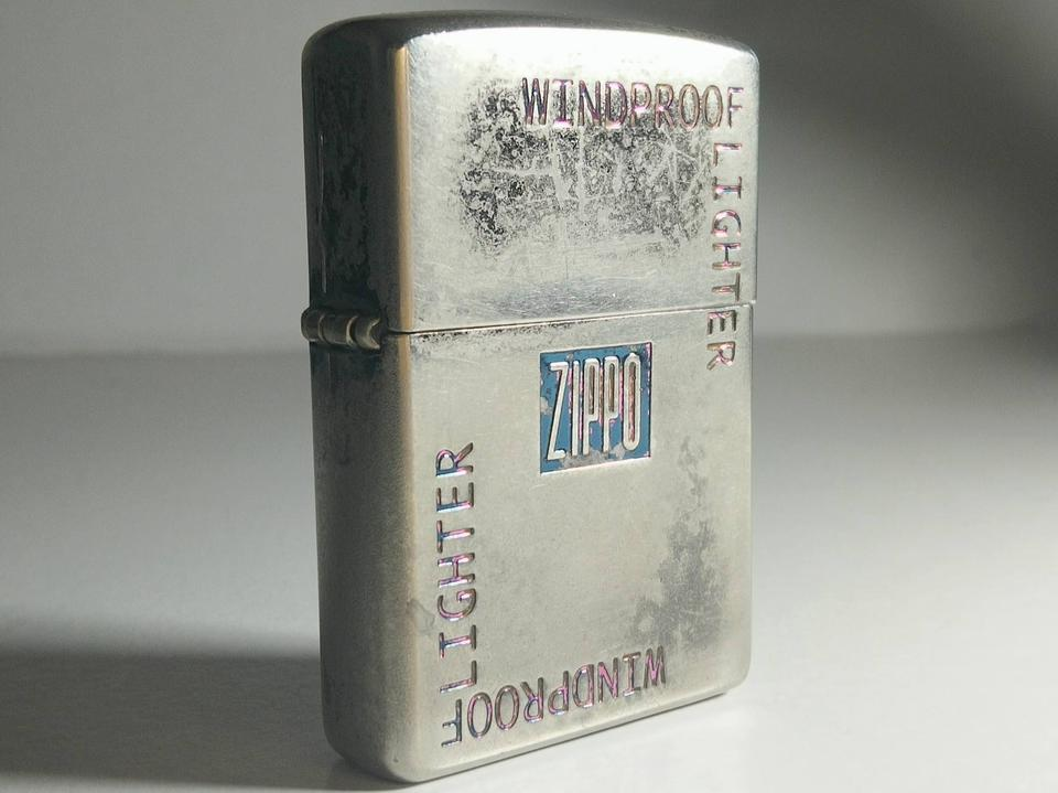 ZIPPO Windproof Lighter Made in U.S.A. รูปที่ 1