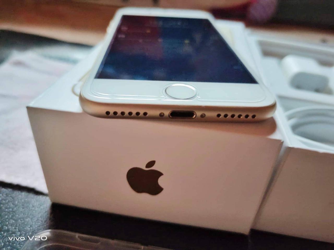 iPhone7 มือสอง 128G สีทอง รูปที่ 3