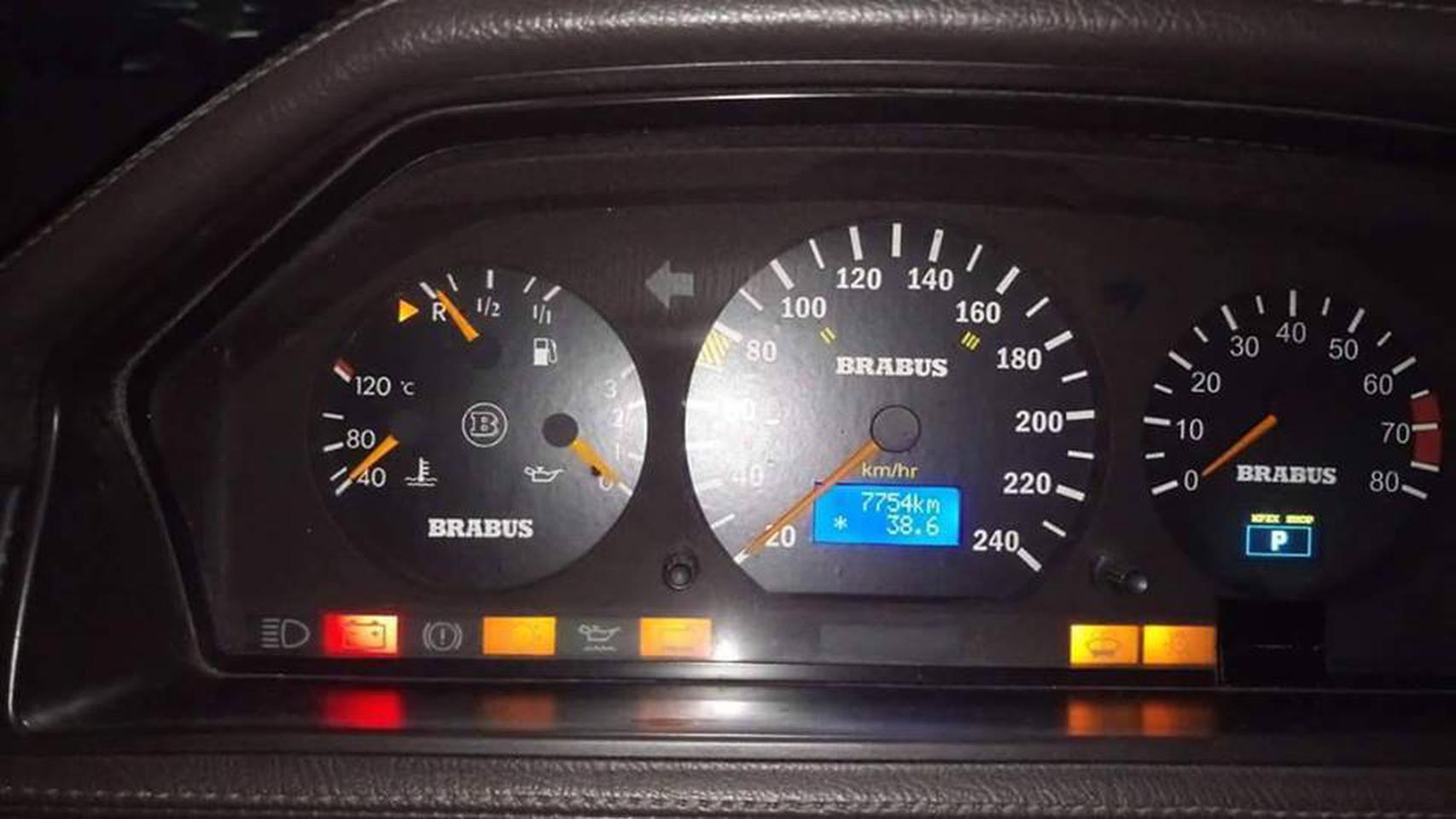 ขายรถเก๋ง Mercedez Benz W124 เขตบางเขน กรุงเทพ รูปที่ 6
