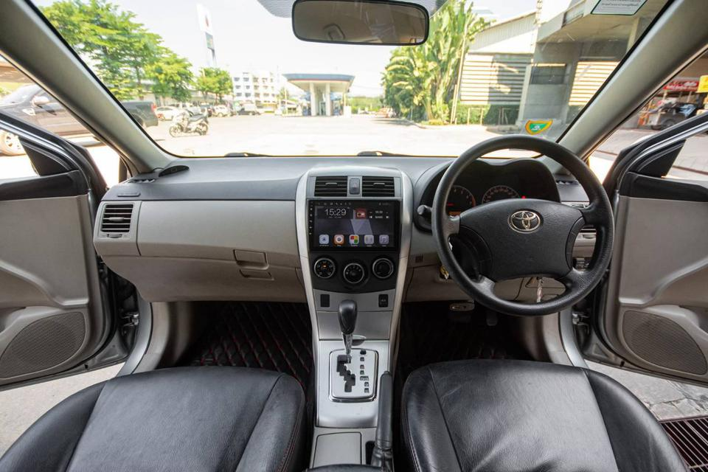2011 Toyota Corolla Altis 1.6 (ปี 08-13) CNG Sedan รูปที่ 3