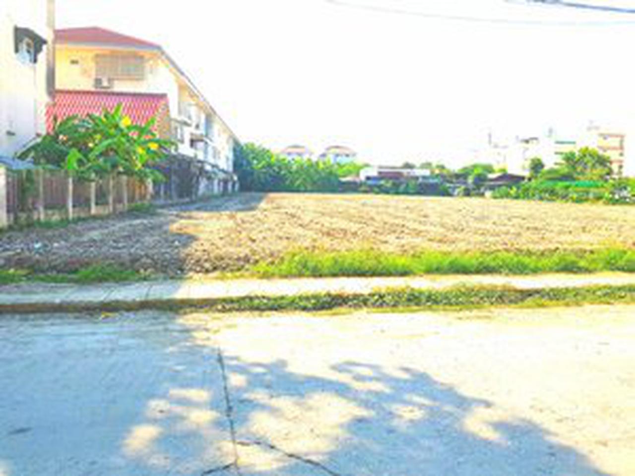 ที่ดินเปล่าถมแล้วให้เช่าในถนนนวมินทร์ กรุงเทพมหานคร รูปที่ 4