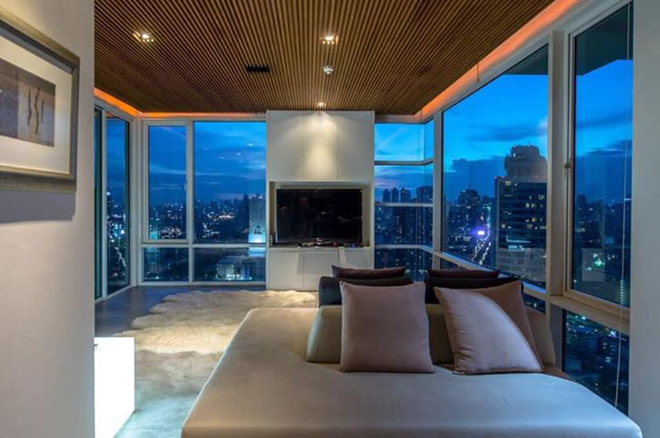 For sale : Fullerton Sukhumvit 3 floors penthouse  รูปที่ 4