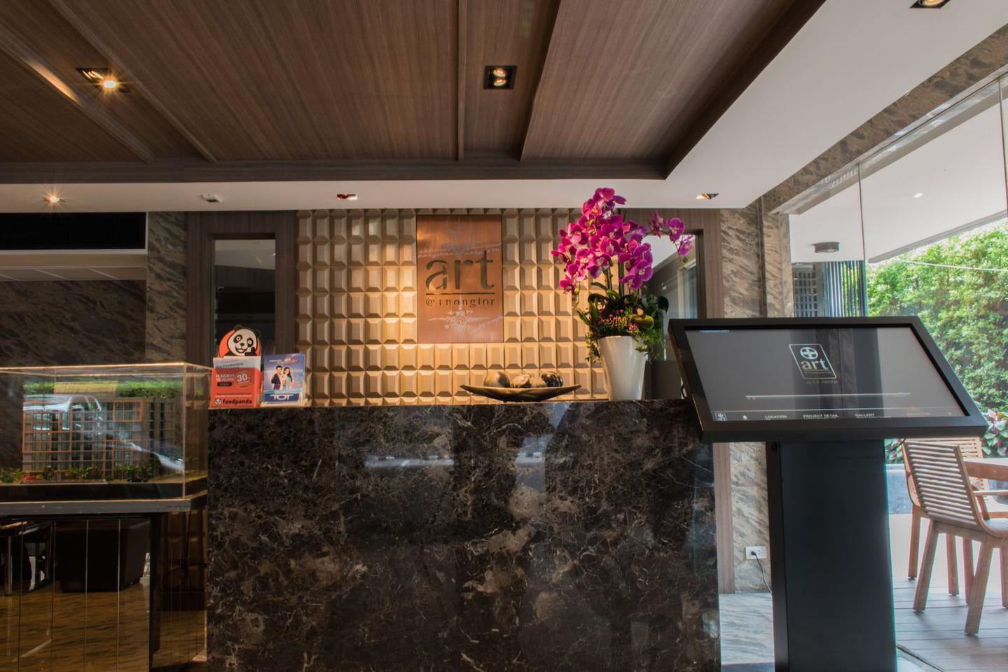For Sale  Art Thonglor Condominium รูปที่ 1