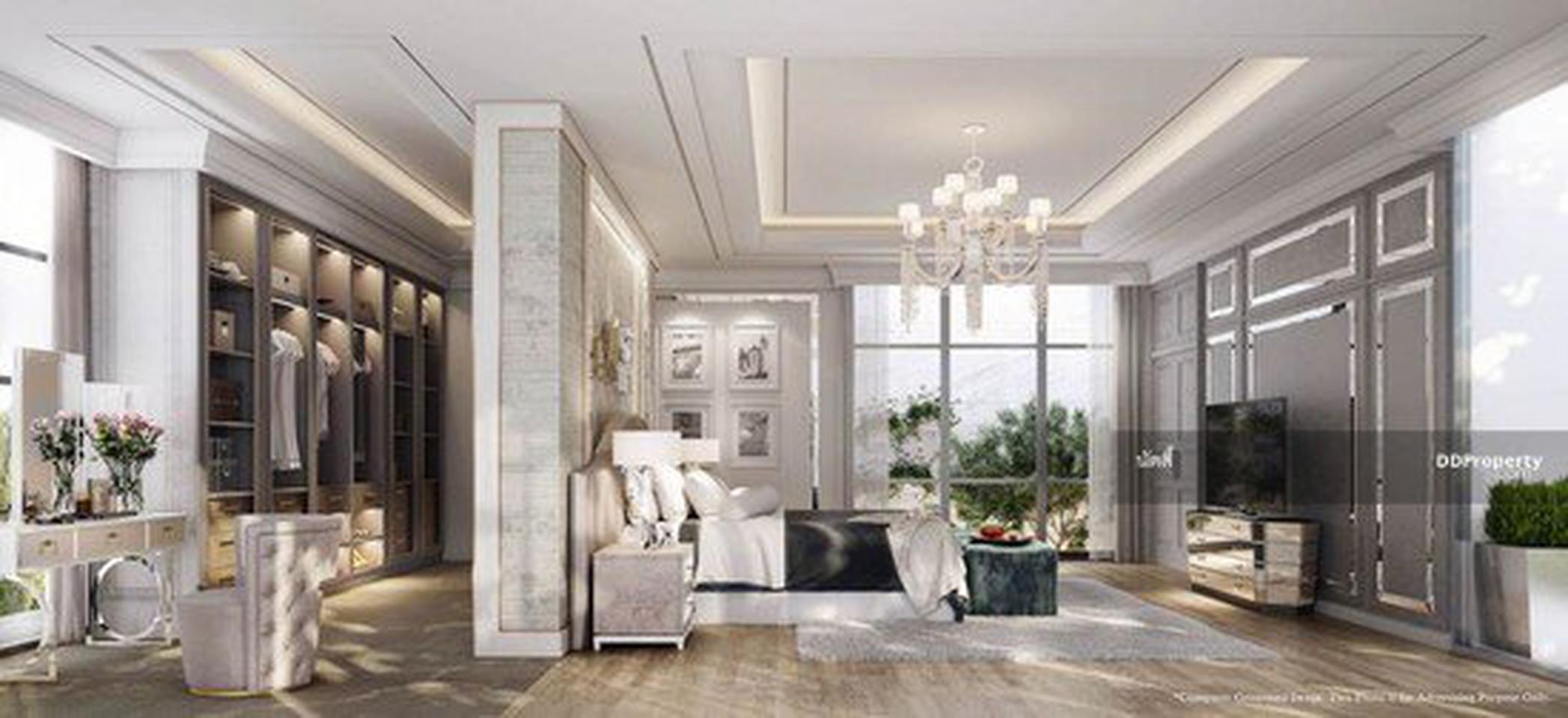 ขายบ้านเดี่ยว 649 residence Luxury Maisons  รูปที่ 1