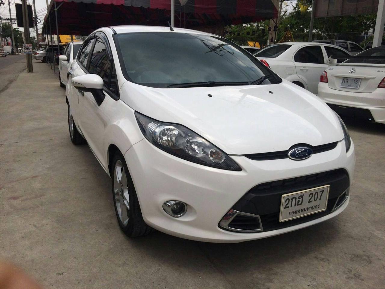 Ford Fiesta รูปที่ 2