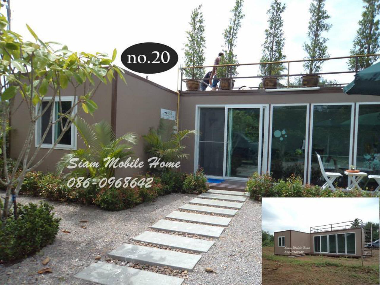 บ้านสำเร็จรูป ออฟฟิตสำเร็จรูปเคลื่อนย้ายได้ รูปที่ 3