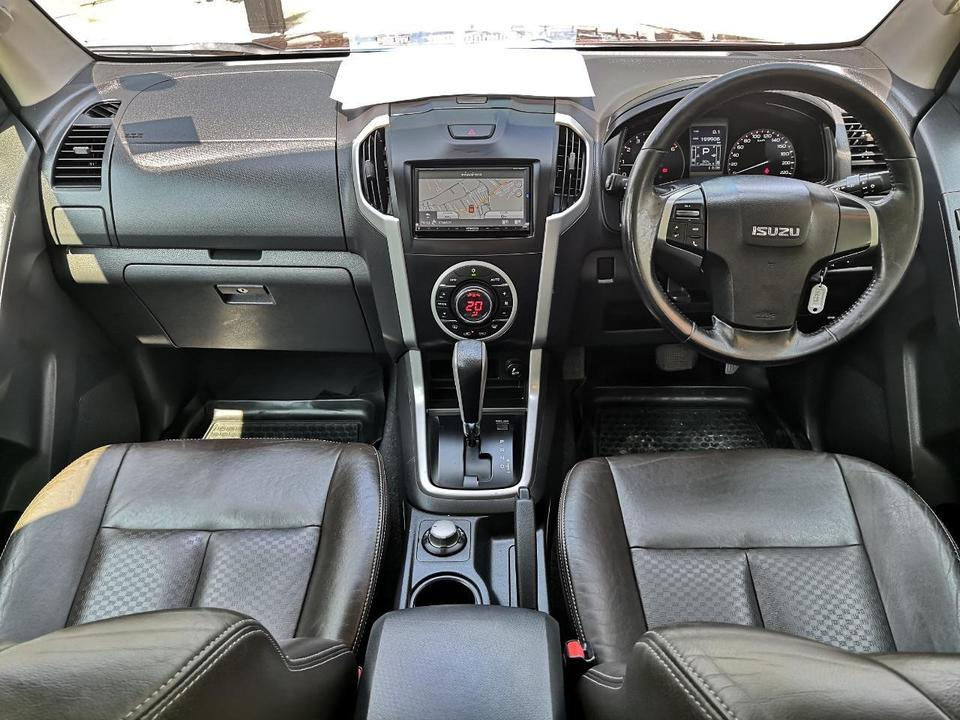 ISUZU ALL NEW DMAX H/L DOUBLE CAB 3.0 VGS.Z.V-CROSS  ปี 2012  รูปที่ 5
