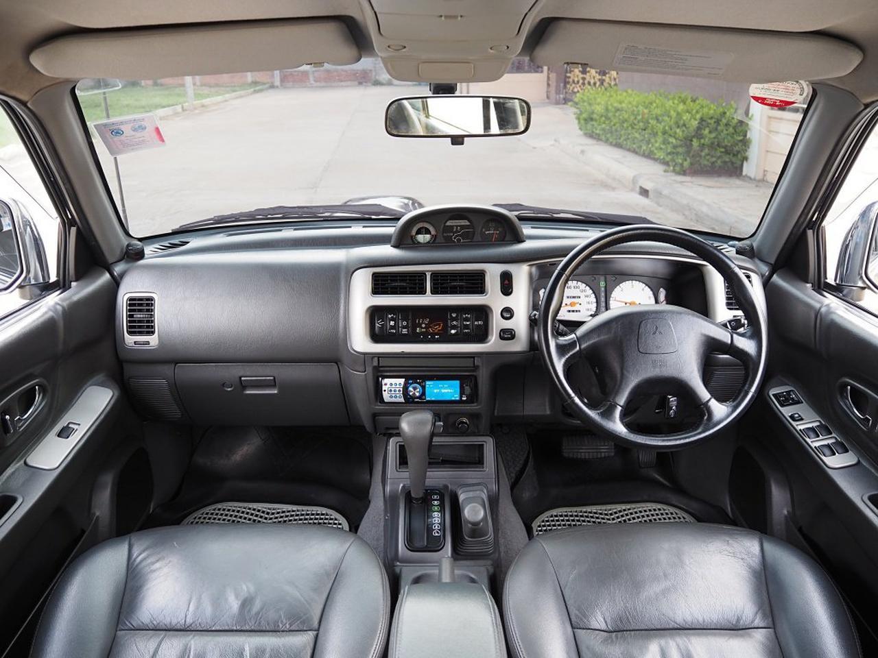 MITSUBISHI STRADA G-WAGON 2.8 GLS 4WD Rally Master ปี 2004 เกียร์AUTO 4X4 สภาพนางฟ้า  รูปที่ 3