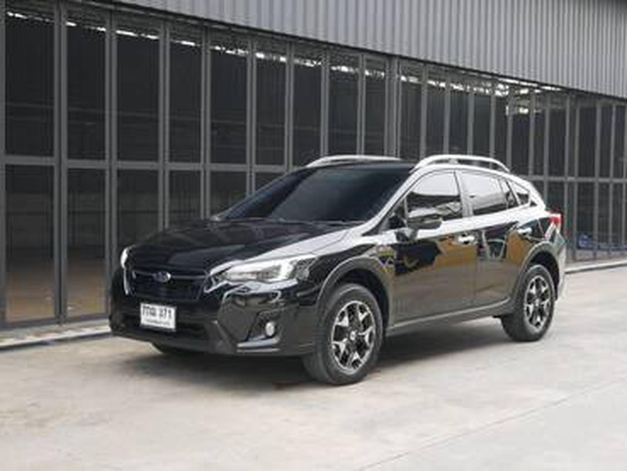 ขายรถ SUBARU XV 2.0i P 2018 รถเครื่อง 2000 cc ขับ 4 คันนี้ เลขไมล์ 6x,xxx กิโลเมตร เป็นรถที่ใช้งานได้ดีมากก รูปที่ 4
