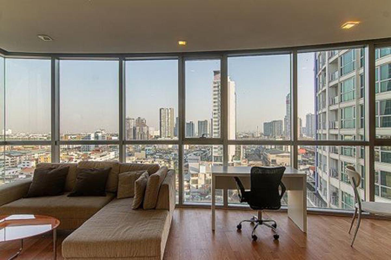 For rent Le Luk condominium Sukhumvit  near BTS Phra Khanong 1 bed 55 sqm. รูปที่ 1