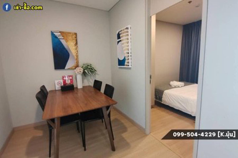 ให้เช่า คอนโด 2 ห้องนอน เครื่องใช้ครบครัน Lumpini Suite เพชรบุรี-มักกะสัน 43 ตรม. แถมยัง Built-In ทั้งห้องด้วยนะ รูปที่ 3