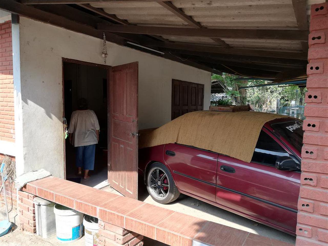 SS159ขายบ้านพร้อมที่ดิน114ตรว.ติดทางสาธารณประโยชน์ ที่เข้ามา รูปที่ 5
