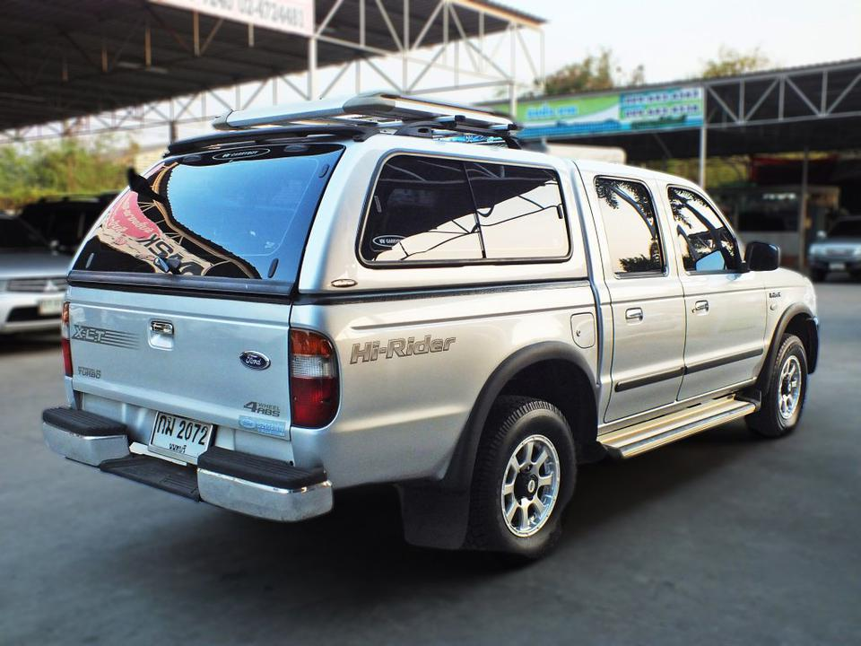 2004 FORD RANGER, 2.5 XL DBL CAB โฉม DOUBLECAB รูปที่ 2