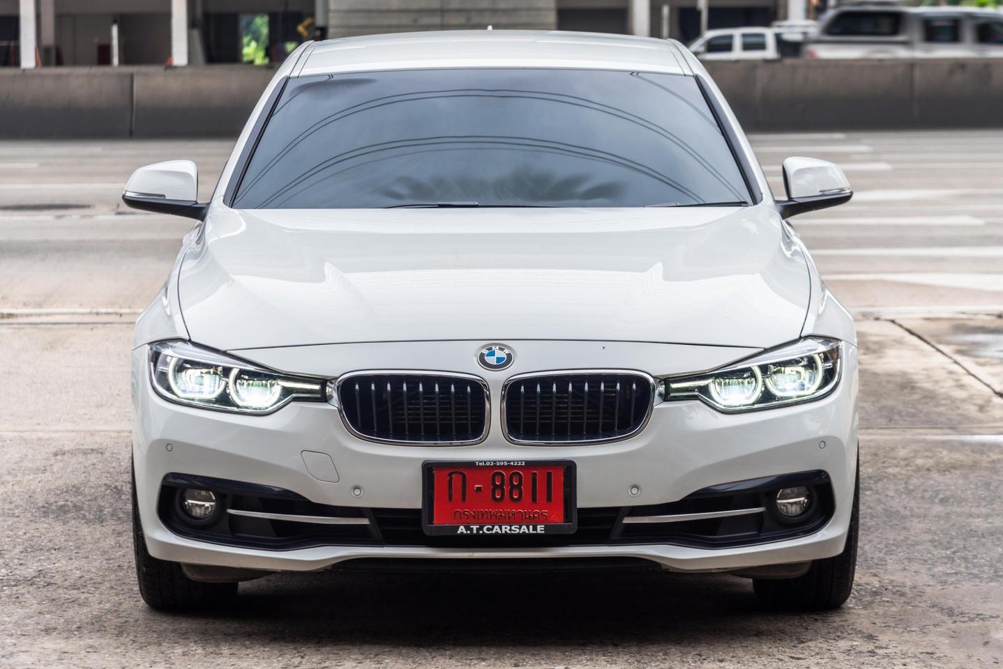 BMW All New Series3(F30) 330e M Sport Plug In Hybrid.2018 รูปที่ 1