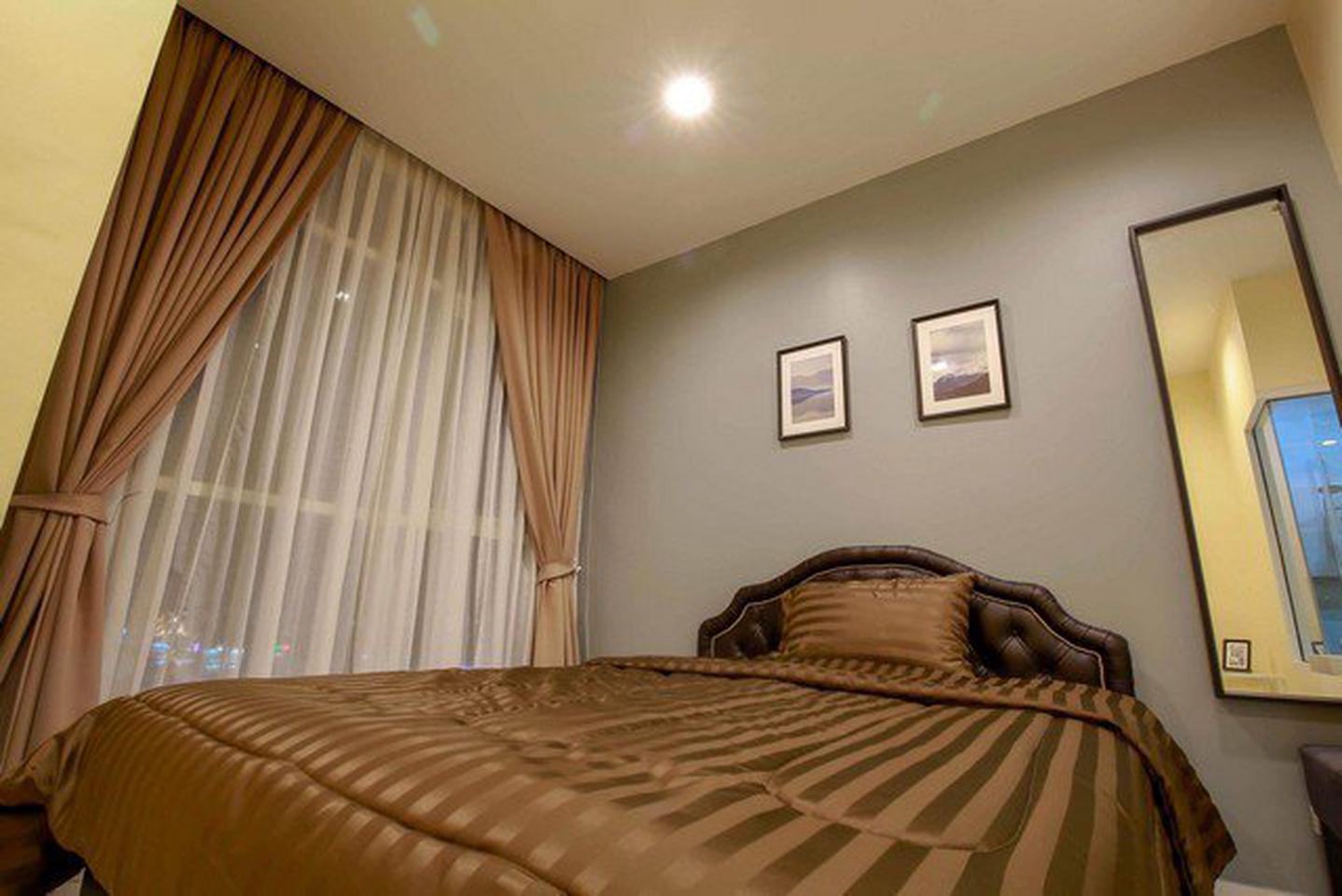 ห้องสวยพร้อมอยู่ เฟอร์ครบ เป็นส่วนตัว และสงบ  รูปที่ 2