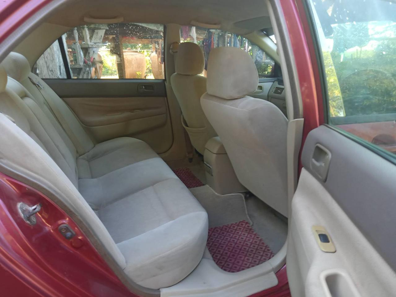 ขออนุญาต admin ขาย Mitsubishi cedia ปี 2003 1.6 auto พร้อมใช้ รถวิ่งดีมาก ระบบไฟฟ้าครบ รูปที่ 1