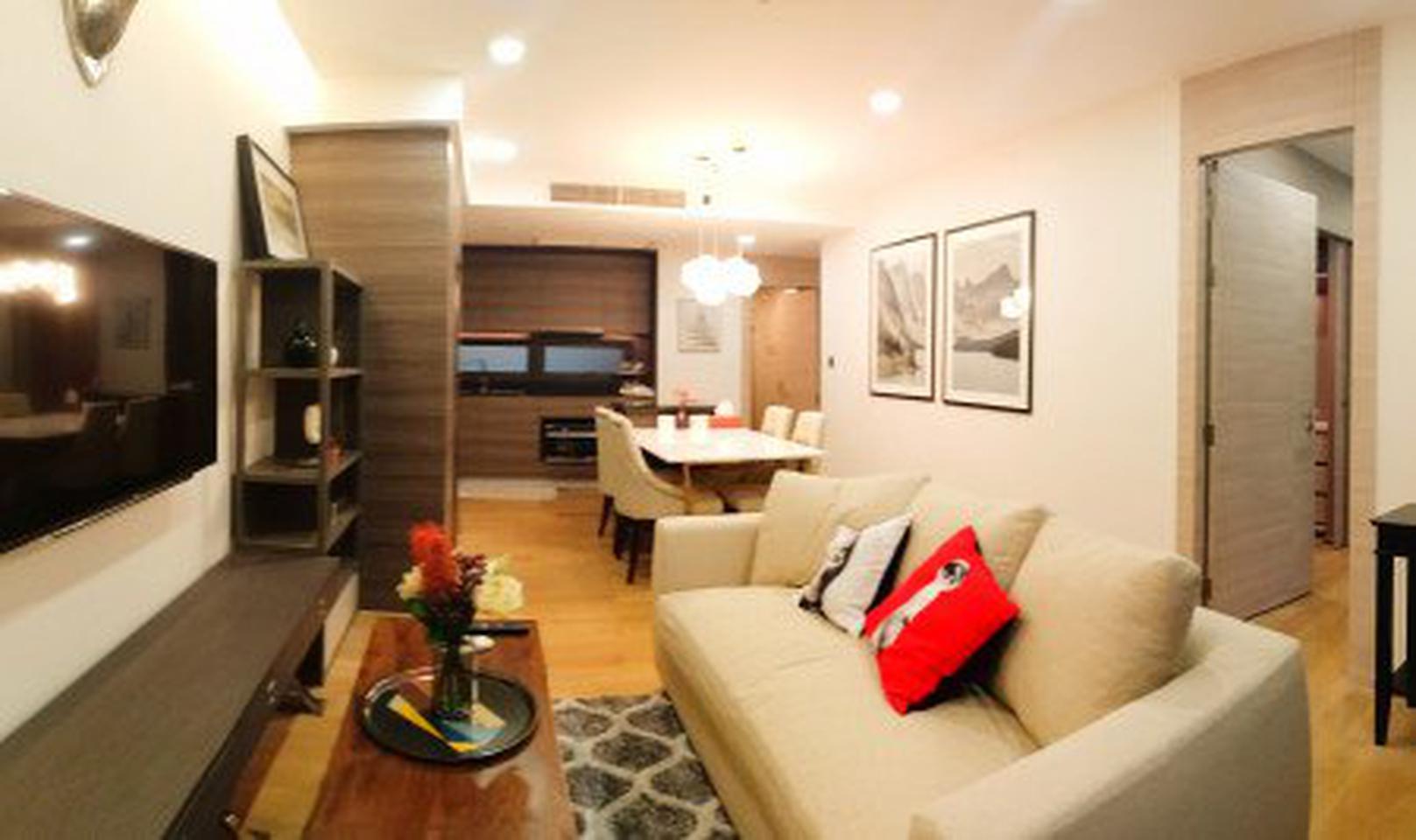 ขาย คอนโด For Sale Klass Langsuan Luxury condo on Langsuan rd. with Fully Furnished and Nice Decoration Klass หลังสวน 74 รูปที่ 1