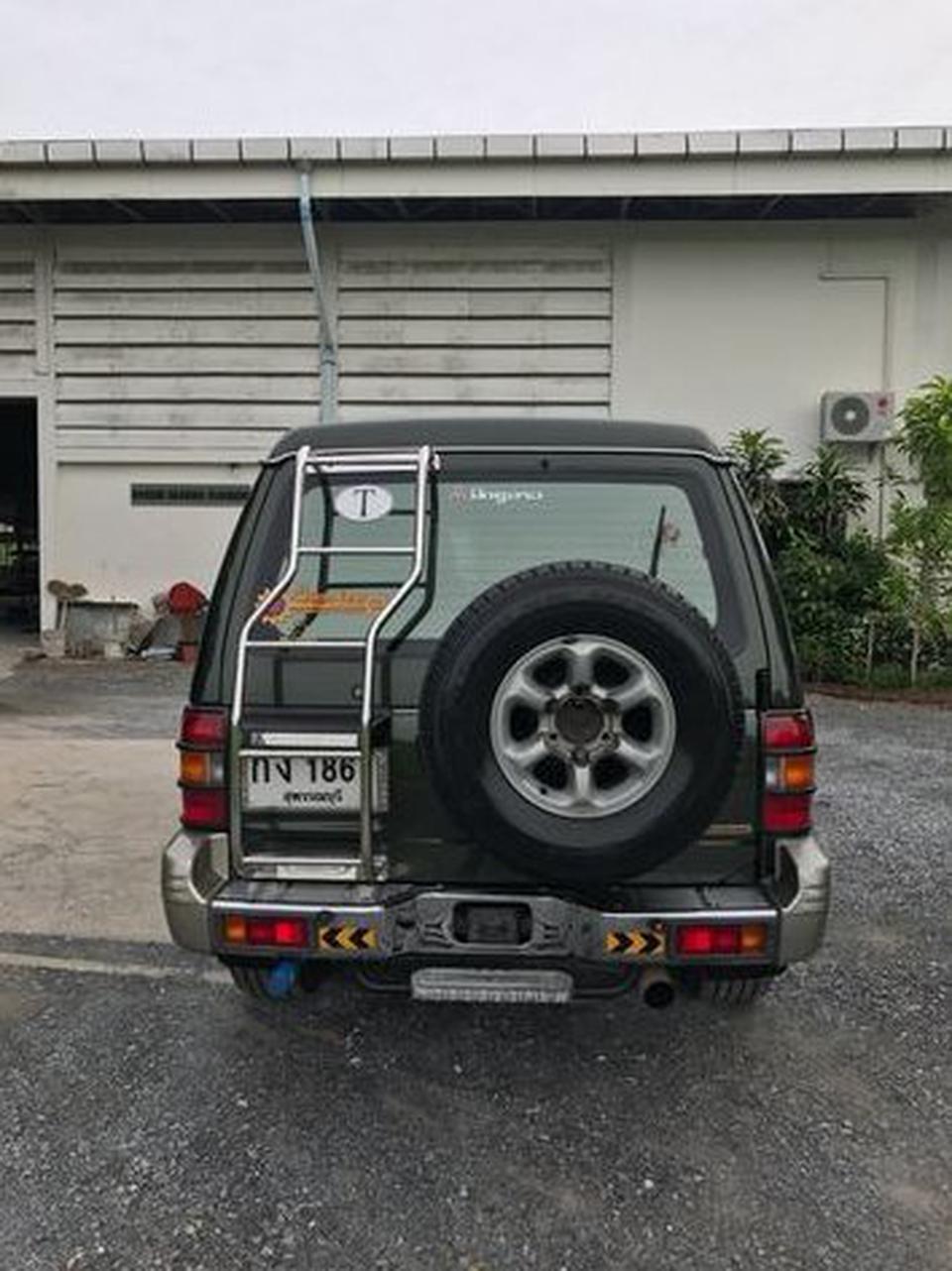 ขายรถปาเจโร่ มิตซูบิชิ โชกุน อ.เมือง จ.สุพรรณบุรี รูปที่ 2