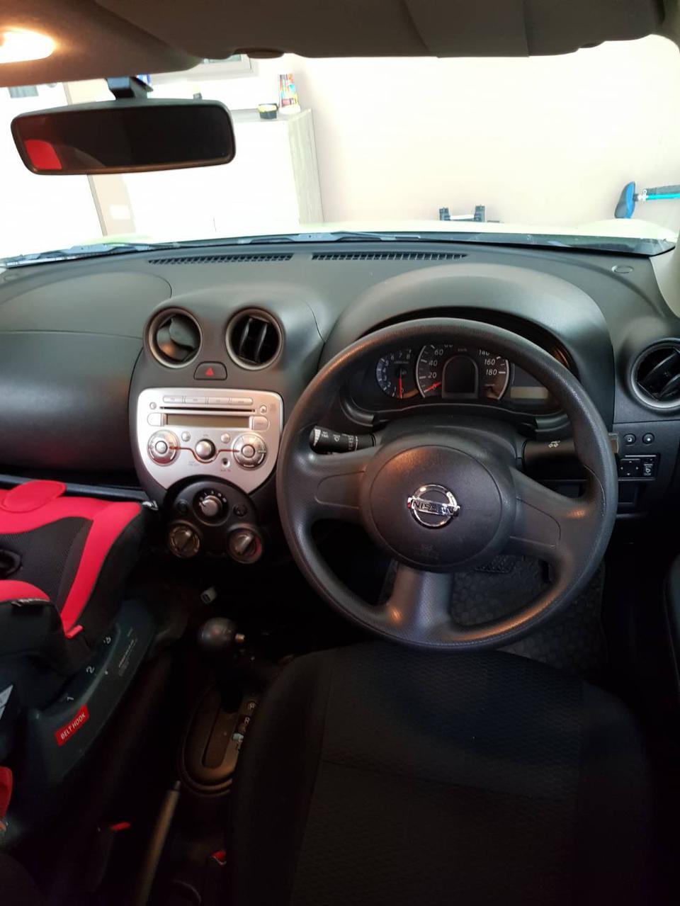ขายรถเก๋ง Nissan March  2011 เขต ยานนาวา จังหวัด กทม. รูปที่ 5